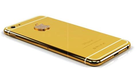 Iphone 6 Gold you can already preorder a 24 karat gold iphone 6 cnet
