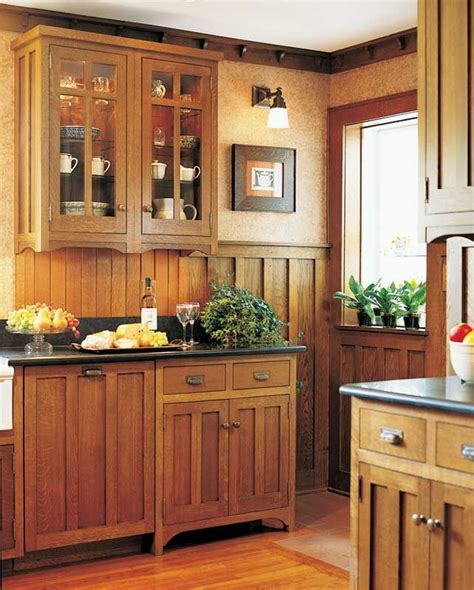 Mission Oak Kitchen Cabinets 17 Best Ideas About Mission Style Kitchens On Kitchen Cabinets Custom Cabinets And
