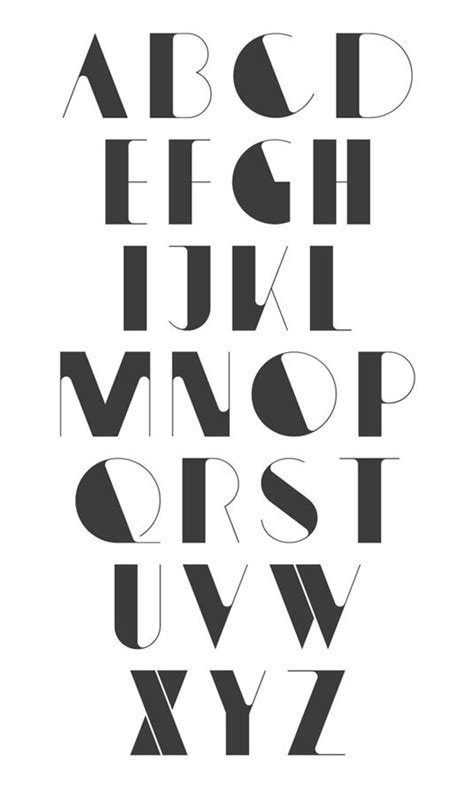 i typography font best 25 font alphabet ideas on handwriting