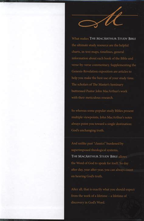 printable new king james version bible nkjv large print the macarthur study bible revised and