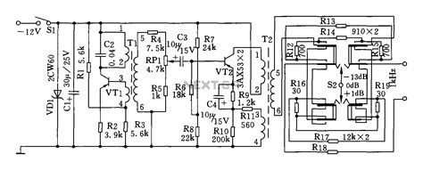 gt other circuits gt 1khz signal generator circuit diagram