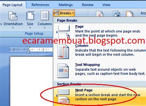 cara membuat judul skripsi eksperimen boiklop cara membuat halaman makalah nomor halaman