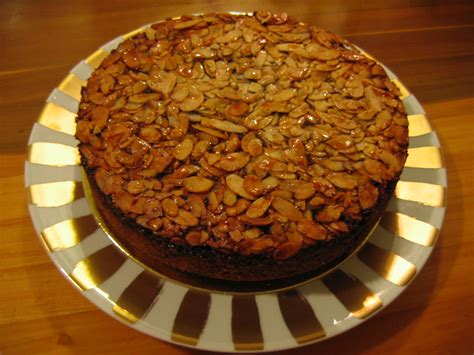 MP Frederick : Fig Almond Cake