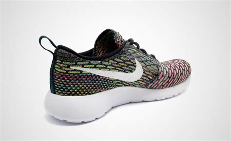 Kaos You Run Fly Nike rainbow roshe flyknit