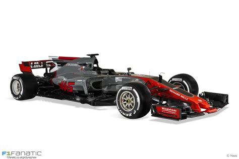 f1 wagen pictures haas reveal their second formula one car 183 f1
