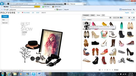 theme exles in drama passion for fashion mood board exles
