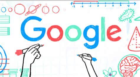 doodle untuk hari guru doodle hari ini dibuat spesial untuk rayakan hari