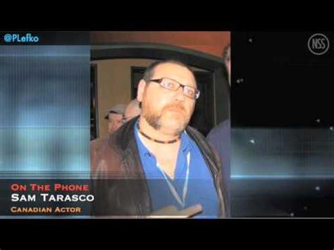 sam tarasco (aka sam losco) talks 'trailer park boys