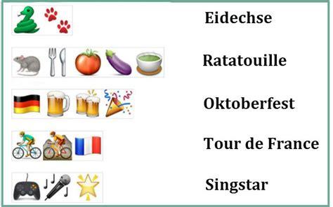 Emoji Film Uhr Mann Zug Explosion | emoji quiz l 246 sungen f 252 r alle level auf einen blick