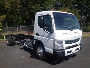 Mitsubishi Trucks 2016 Mitsubishi Fuso Fe130 Triad Freightliner