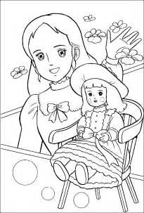 Princesse Sarah Coloriage L L L L L