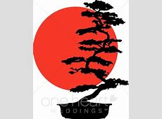 Bonsai Tree Clipart | Summer Wedding Clipart Free Black And White Clip Art Letters