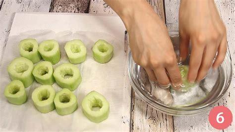 come cucinare cetrioli ricetta cetrioli ripieni ricetta it
