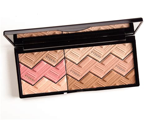 by terry light tan vibes sun designer palette review by terry light tan vibes sun designer palette review