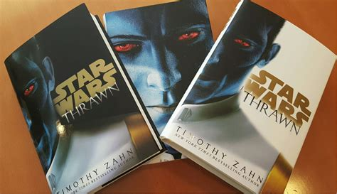 thrawn wars books learn about all the editions for wars thrawn