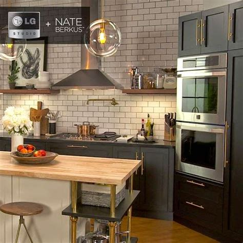 nate berkus kitchen mod design guru fresh ideas cleverly modern design lg