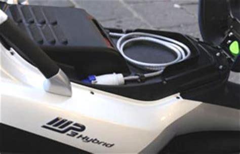 Diesel Statt Benzin Motorrad by Piaggio Mp3 Hybrid Modellnews