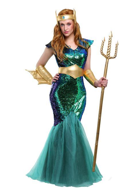 s sea siren costume for plus size