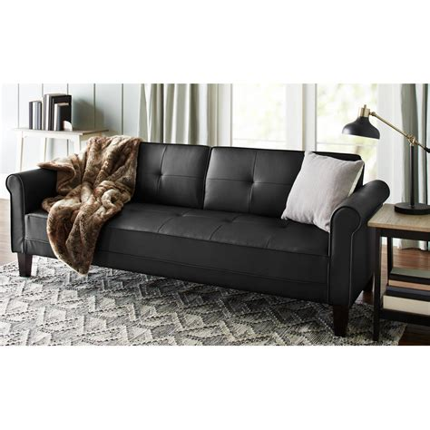 how to clean a pleather couch pleather sofa faux leather sofas ikea thesofa