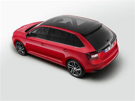2017 skoda rapid and rapid spaceback facelift revealed