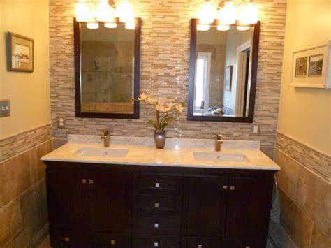 Earth Tone Bathroom Tiling Project ? Sea Haggs Hampton