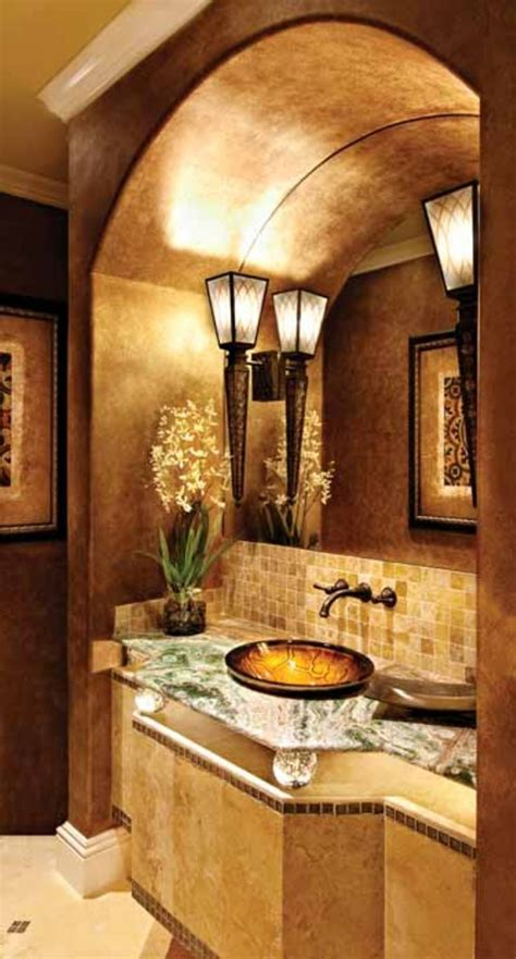 Tuscan Bathroom Ideas by Best 25 Tuscan Bathroom Decor Ideas On Tuscan