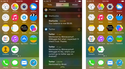 live themes ios 8 best jailbreak themes for iphone ayecon flat7 zanilla