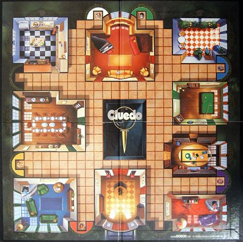 what are the rooms in cluedo clue board cluedo board a trifling affair boards