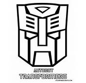 Autobot Transformers Coloring Sheet At Yes