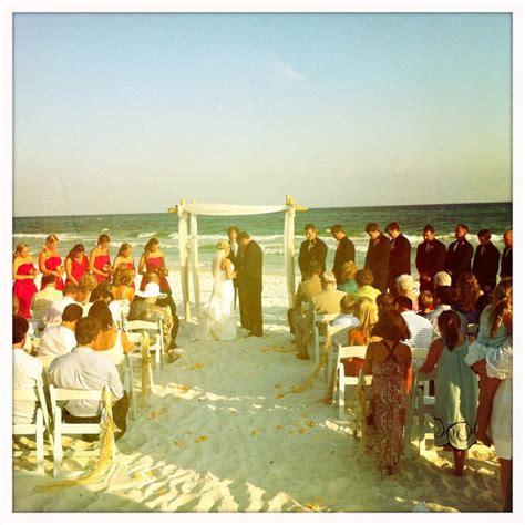 Wedding Ceremony Usa by Wedding Ceremony In Panama City Fl Usa Wedding
