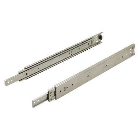 drawer slide detent kit accuride 1 overtravel side mounted drawer slide with