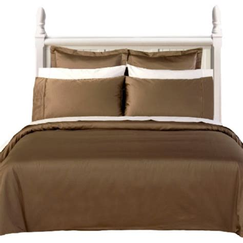 Cal King Alternative Comforter by 8 Viscose From Bamboo Taupe California King