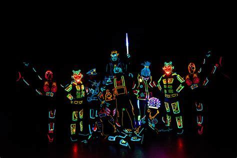 light show ny iluminate artist of light show review