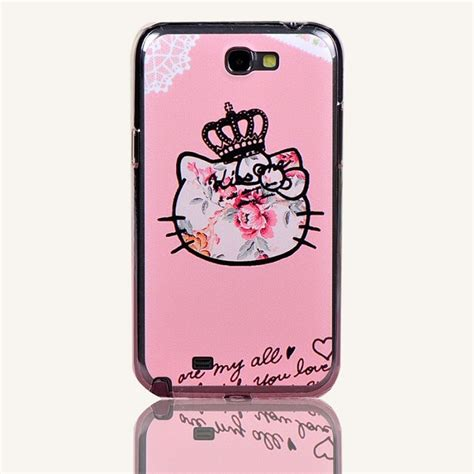 fashion painted cute cartoon pig and cat design phone