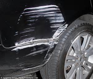 Cover Car Scratches Black Nicky S Range Rover Gets Scratched At The Valet