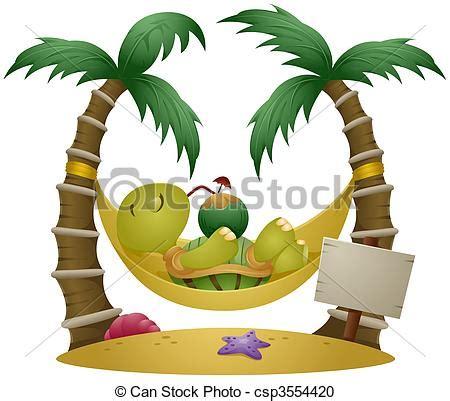 can stock photo clipart illustration de tortue vacances tortue sur vacances
