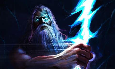 imagenes mitologicas de zeus zeus god of thunder greek mythology