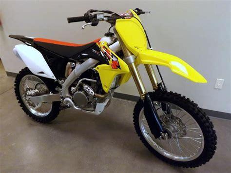Suzuki Dirt Bikes 250 Buy 2013 Suzuki Rm Z250 Dirt Bike On 2040 Motos