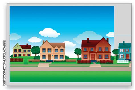 Rowhouses by Row Of Houses Clipart Clip Art Library