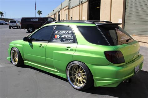 green subaru wrx 2002 subaru wrx wagon