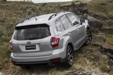 subaru forester rugged package cars reviews zone january 2013