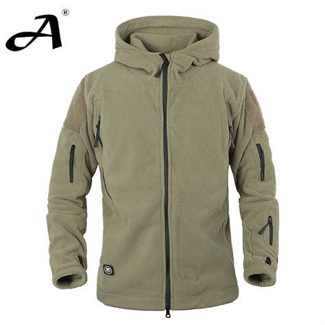 Jaket Vest Tactical Outdoor aliexpress buy winter tactical jacket outdoor soft shell fleece hoody
