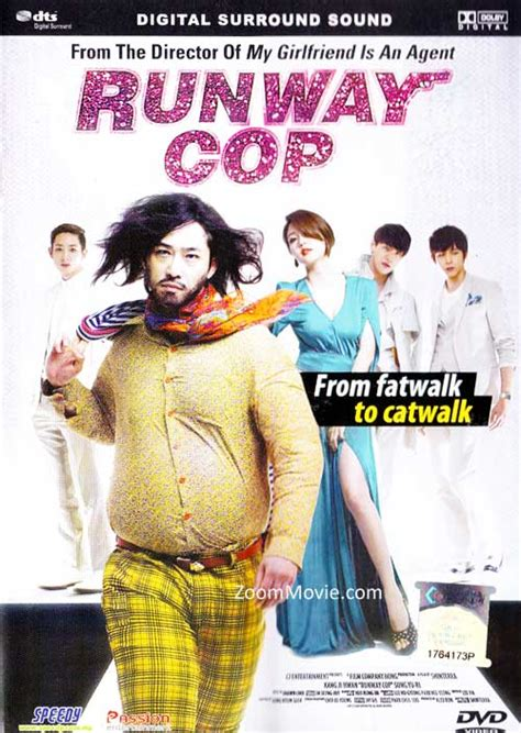 Komik Series Runway Model runway cop dvd korean 2012 cast by kang ji hwan