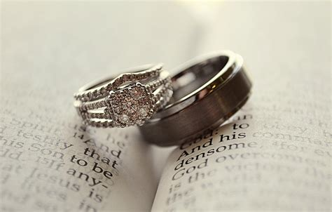 Wedding Rings On Bible by Wedding Rings On Bible By Jenbarger On Deviantart