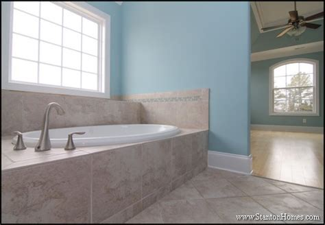 blue tub bathroom ideas new home building and design blog home building tips tile tub surrounds