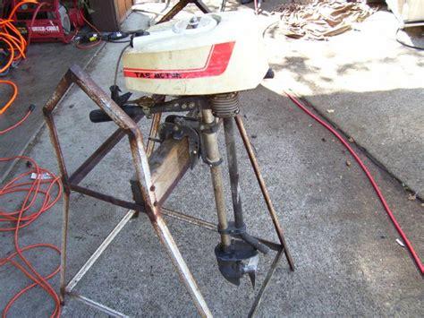 Tas Motor Tob 12 find taz tob model 12b outboard boat motor 1 2 hp