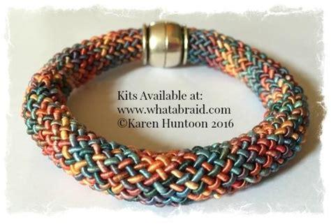 gimp tutorials bracelet 20 strand quot round quot bracelet kumihimo rayon gimp click