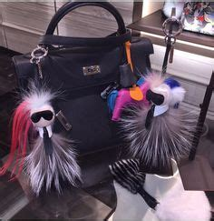 Tas Fendy Coco accessories of the day milan fashion week