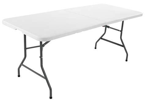 Camping table kuleskog w75xl180 white jysk