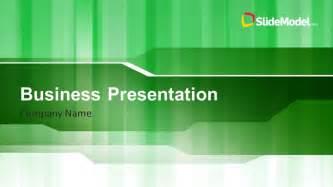 presentation template for company profile blue company